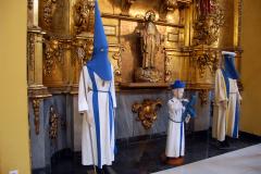 Exposición conmemorativa en San Cayetano, marzo de 2013.
