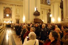 Eucaristía en el Pilar, 9/03/2013.