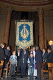 Ofrenda a la Virgen del PIlar, 9/03/2013.