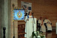 Jueves Santo en la Iglesia de Nuestra Señora de la Esperanza.