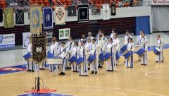 Concurso-exaltación de instrumentos.
