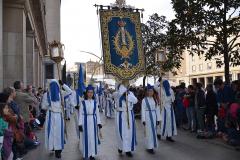 Guión titular en Viernes Santo. Autora: Eugenia Aragonés.