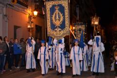 Guiones en Viernes Santo. Autora: Eugenia Aragonés.