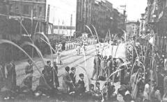 Domingo de Ramos de 1943.