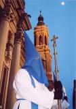 Pregón de 2003, organizado por la Cofradía.