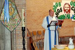 Oficios de Jueves Santo en Nuestra Señora de la Esperanza.