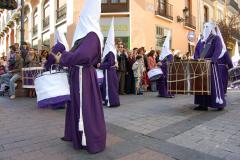 Cofradía hermanada del Santísimo Cristo Crucificado, de Fuentes de Ebro.