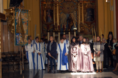 Cofradía hermanada de la Santa Cruz, de Logroño.