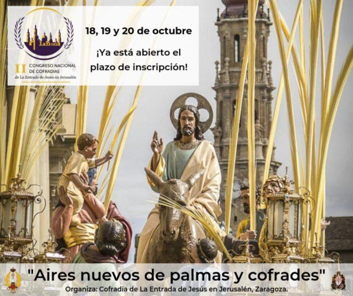Cofradía de La Entrada de Jesús en Jerusalén de Zaragoza
